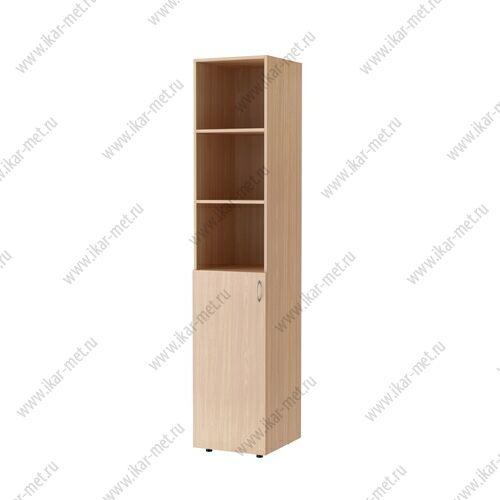 шкаф полузакрытый узкий