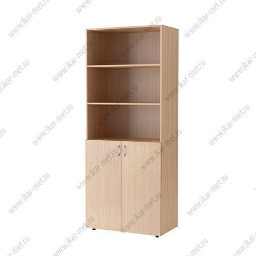 Шкаф полузакрытый широкий